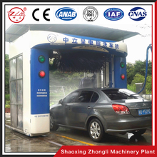 Rollover Carwash Machine Automatic Car Wash With Smart Dryer System