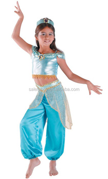 popular princess jasmine costume halloween costumes for kids qbc 5520