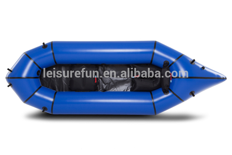 Durable white water best packraft with high quality