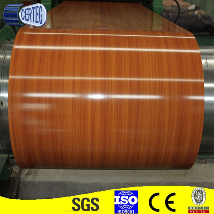 Ral Color Card of prepainted galvanized steel coil for packaging materials
