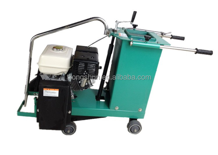 Newly Design walk behind gasoline honda electric asphalt floor road used cutting machine concrete saw