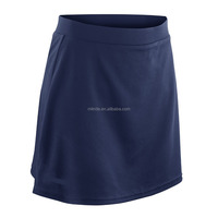 Ladies/Womens Waffle Weave Fabric 100% Polyester Skirt Windproof Quick Dry Alibaba Best sellers Sports Skort SKirts