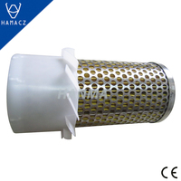 Kubota spare parts tarctor air filter with high quality