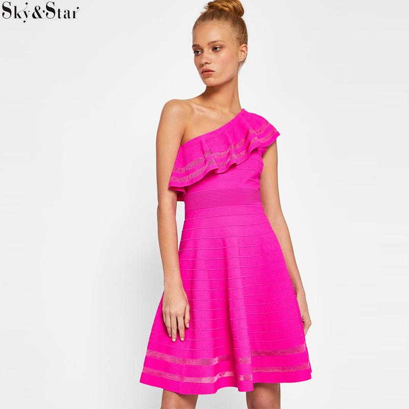 Catálogo de fabricantes de Vestidos De Baile De Neón De Color Rosa ...