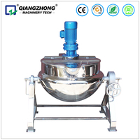 commercial chocolate melting pot,marmalade making machine