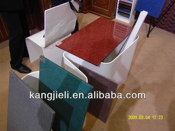Pure Acrylic Solid Surface Sheet Corian Countertop Artifical Quartz Stone