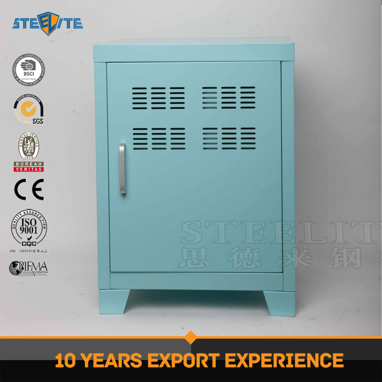 Home Furniture Customized Small Cheap Metal Locker Cabinet / Wardrobe Cabinet Designs