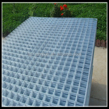 4x4 Galvanized Steel Wire Mesh Panels - Buy Galvanized Steel Mesh ...