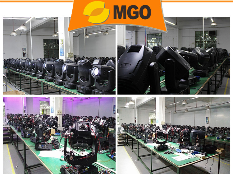 CMY 350w Beam Wash Spot 3in1 Moving Head 17R