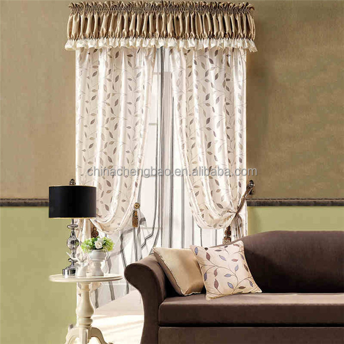 Wholesale Embroidery Leaves Turkish Green Leaf Curtains   Buy Curtains  Wholesale,Green Leaf Curtains,Embroidery Window Curtains Product On  Alibaba.com