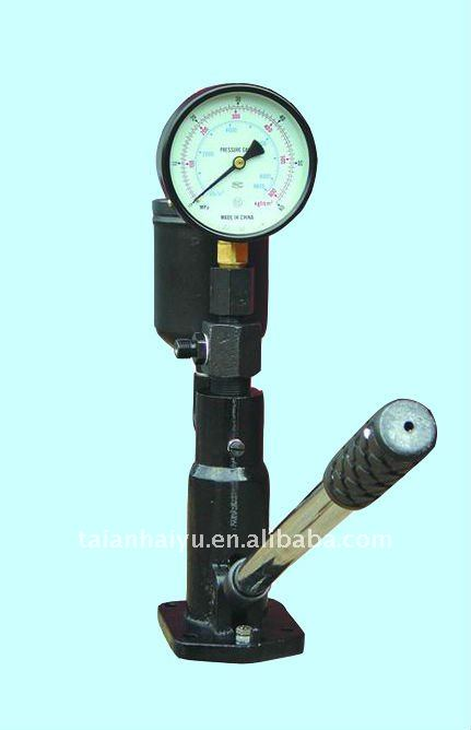 PS400A diesel fuel injection nozzle tester/hand pump and it is smooth trans mission