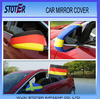 Euro 2016 Croatia car wing mirror cover with fast delivery