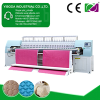 2013 new designed apparel and textile machinery industrial embroidery machines for sale