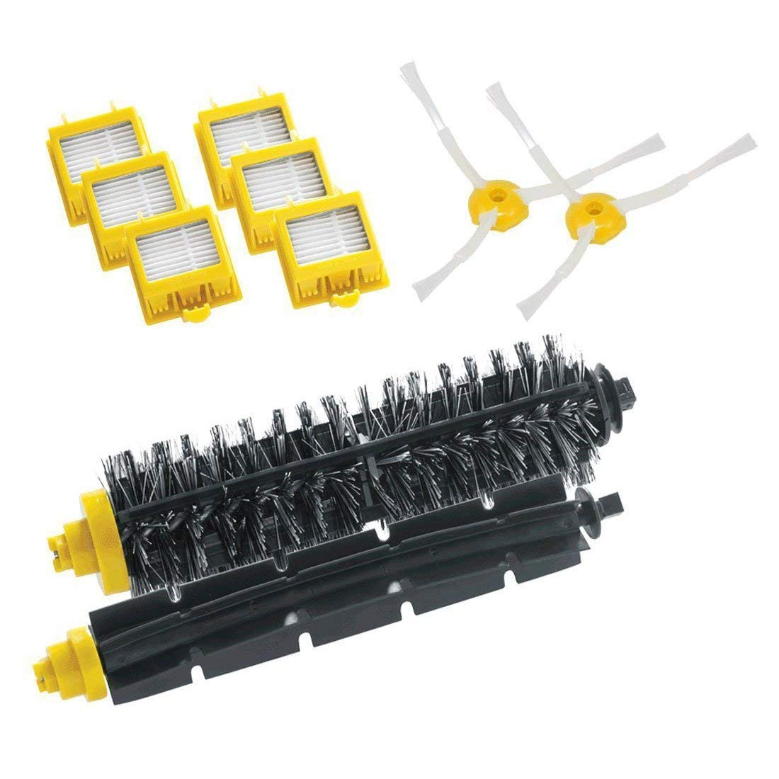 SODIAL Vacuum cleaner accessories, sweeping robot accessories