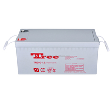 Hight Quality Sealed Rechargeable Battery Long life exide UPS Battery 12v 200ah