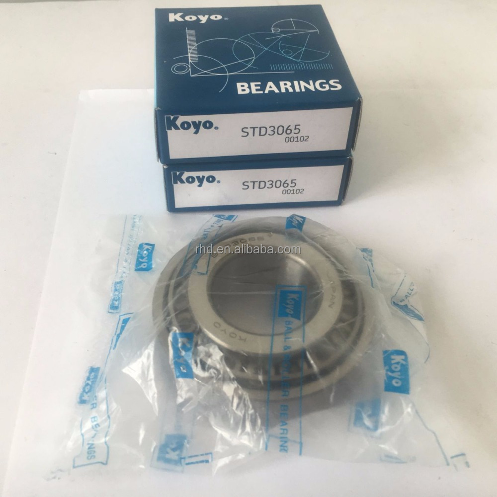 Japan KOYO bearing STD 3065 Inch tapered roller bearings STD3065 30x65x21.65mm