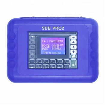 SBB PRO2 V48.88 Auto Key Programmer Support Car Up To 2017 Better Than V46.02 SBB Key Programmer