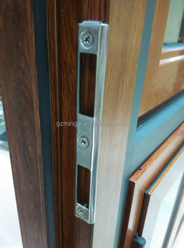 European standard aluminum casement glass door