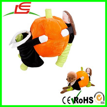 Halloween Party Christmas Gift Fancy Pet Dog Cat Carrying Pumpkin Costume