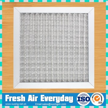 Hepa Ac Filter >> Hvac Air Conditioning Washable Aluminum Alloy Hepa Ac Filter Made In China Buy Ac Filter Aluminum Air Filter Air Filter Product On Alibaba Com