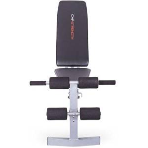 CAP Barbell, Strength FID Bench Ideal for Dumbbell and Abdominal Exercises