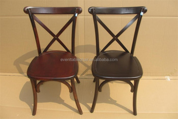 Used Restaurant Cross Back Chairs Dining Room Chairs For Sale