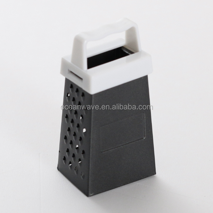 Stainless steel foot grater and slicer for kitchen gadgets