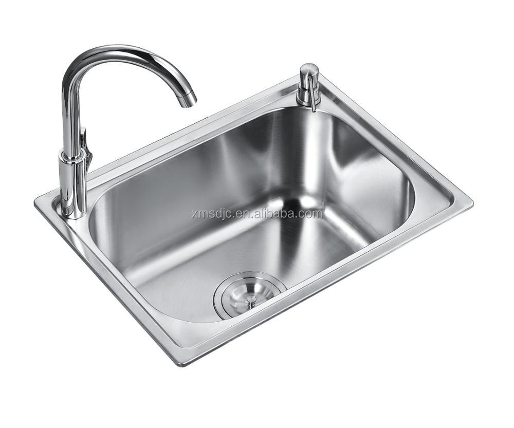 Stainless Steel Kitchen Sink With Tray, Stainless Steel Kitchen Sink ...