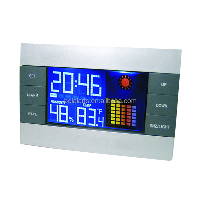 led wall clock whiteSource quality led wall clock white from