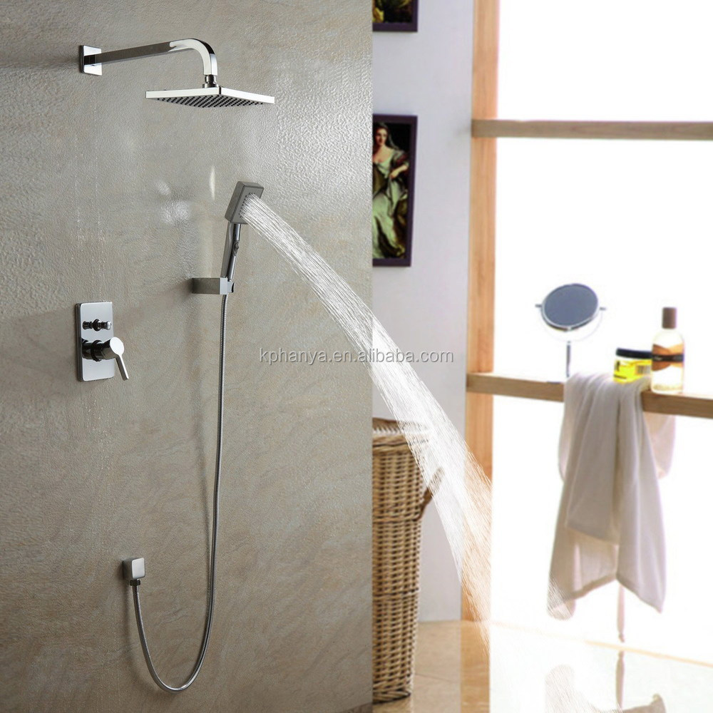 Luxury Bath Shower Faucet Set 8\