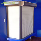 Online sales exterior security aluminum roller up window shutters