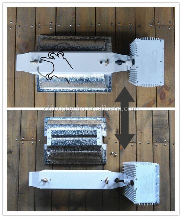 Indoor Hps 1000w Hydroponic Grow Light Reflector/ 1000w Double ...