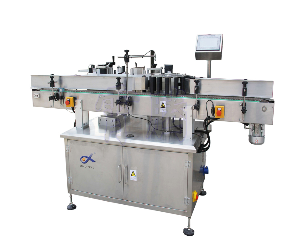 XT-610 Series of Two-rail High-speed Cap-screwing (or rolling and pressing) and filling machines