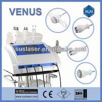 4 Heads portable ultrasonic cavitation+RF (S50B) CE/ISO cool contour fat freezing machine