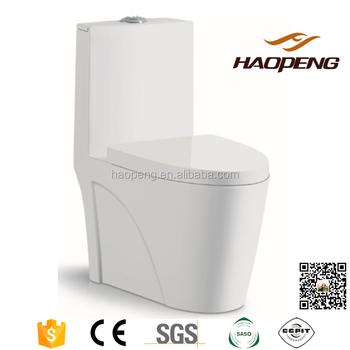 Haopeng Usine Nouvelle Salle De Bains Design Washdown Une Pièce De  Toilette/wc En Céramique Wc Bol - Buy Wc Wc,Cuvette Wc,Wc Product on  Alibaba.com