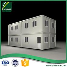 DESUMAN new recommended popular design and style Artistic recyclable light 10 /20/40ft well box bungalow house plans