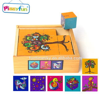 2c92a83f9ac 2018 Simple fun educational games wood toys for kids puzzles AT11833A. View  larger image