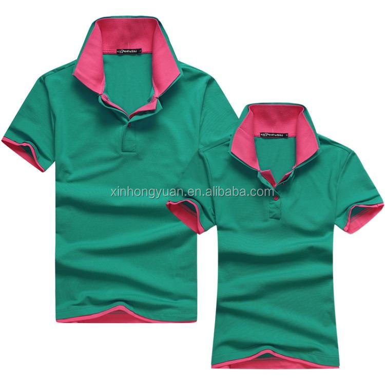 for Polo shirt color combination