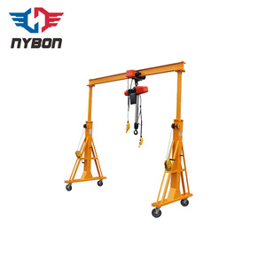 NYBON Mini Gantry Crane machine for sale