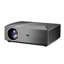 New released TFT LCD Projector F30UP with S905X 2GB 16GB System Project to max resolution 4k resolution