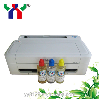 Security Printing Uv Invisible Ink For Inkjet Epson-me 10 Printer ...