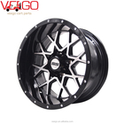 "Golf Cart 14"" Machined Wheel and Tire Combo"