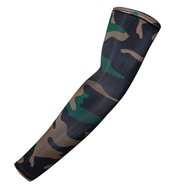 High Quality Sublimation UV Sun Protection Lycra Arm Cool Sleeves