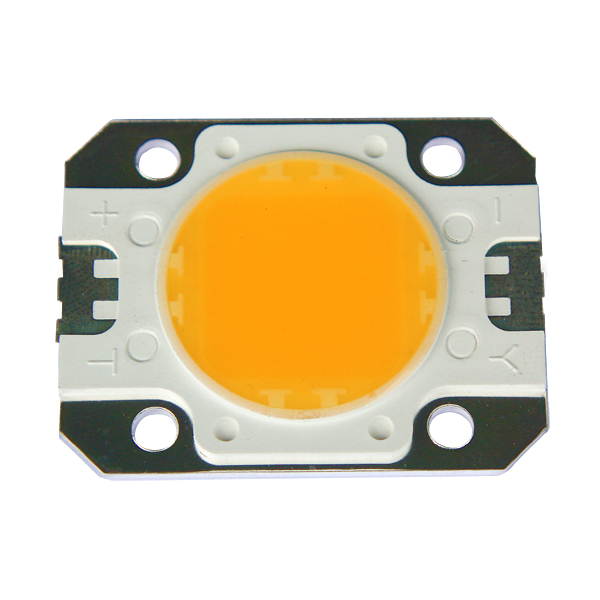 2pcs/lot 20w COB LED light-emitting area 23mm DC 39-45V, 450MA white led light lamp bead spotlight free shipping