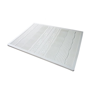 Waterproof new design great japan latex mattress