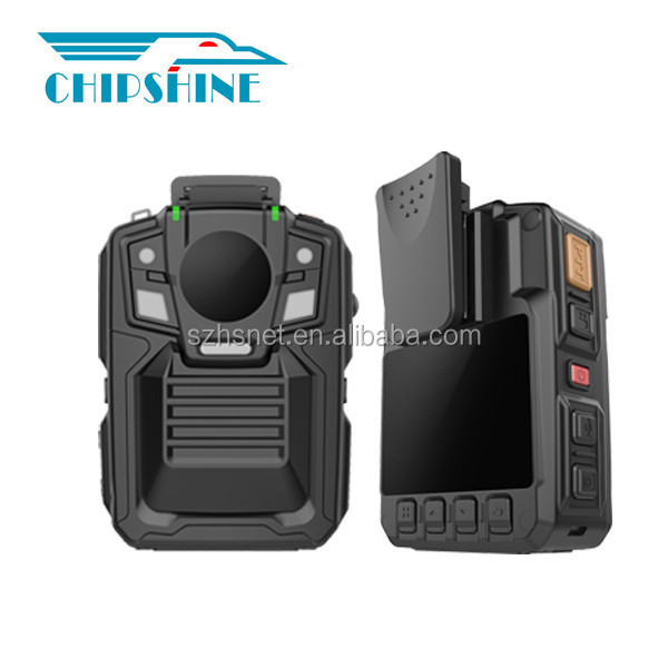 HD 1080P GPS Wireless Long time recording police body worn camera
