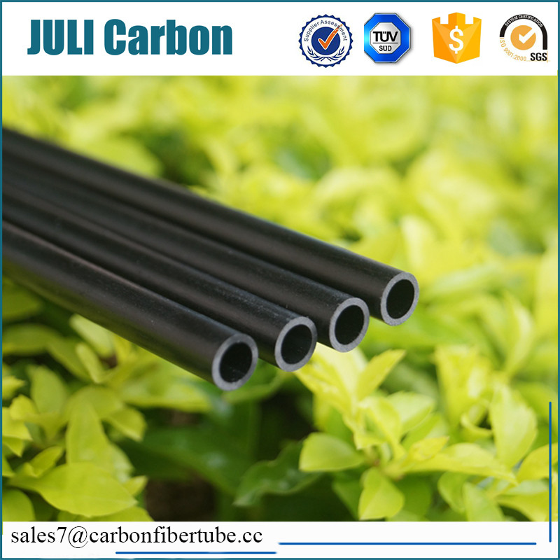 Light weight pultruded carbon fiber tube can be use to pick olives