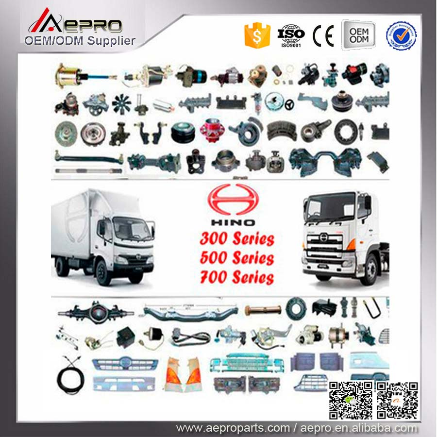 new hino 700 dump truck tipper truck 350hp sapre parts for sale