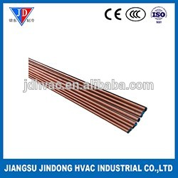 Soft Condition Copper Coil Pipe for Air Conditioning