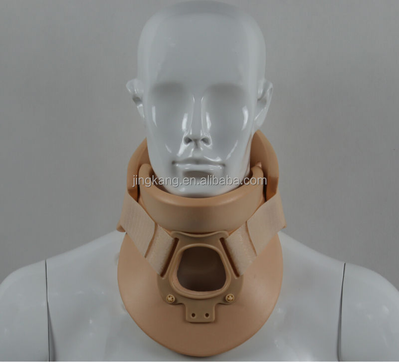 Preoperative postoperative Philadelphia cervical collar neck traction orthopedic collar neck support